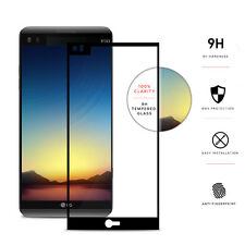 Full Covered Edge to Edge - 0.33mm Tempered Glass Screen Protector For LG V20