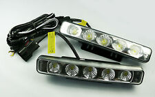 DRL DAYTIME LIGHTS SUPER BRIGHT AUTOSWITCH E4 RL00 UNIVERSAL V3 C