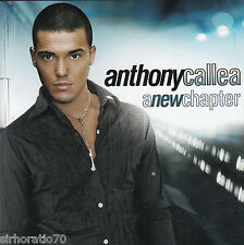 ANTHONY CALLEA A New Chapter CD