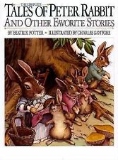 The Complete Tales of Peter Rabbit and Other Favorite Stories (Childre-ExLibrary