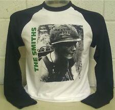 Los Smiths-carne es asesinato-Manga Larga Camiseta De Béisbol