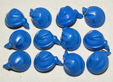 LEGO LOT OF 12 BLUE PIRATE RAGS CAPS BANDANA ACCESSORIES