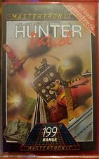 Hunter Patrol C 64 CASSETTA TAPE (Codemasters) (Game, Manual, imballaggio)