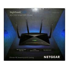 *NEW! Netgear Nighthawk X10 AD7200 R9000 Tri-Band SMART WiFi Router *SEALED*