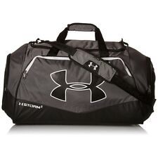 Under Armour Duffle Bag Grey Storm Undeniable II Large Gym Bag 5000 cu. NEW