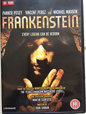 Vincent Perez Thomas Kretschmann FRANKENSTEIN | Scorsese Classic Horror | UK DVD