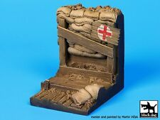 Black Dog 1/35 WWI Trench Section Diorama Base D35034