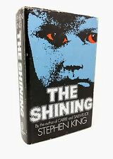 The Shining by Stephen King - UK First Edition 1st/1st