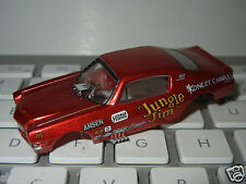 Auto World Legends Jungle Jim 1970's Camaro HO 4Gear Slot Car Body