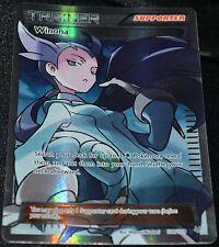 Full Art Holo Foil Winona # 108/108 XY Roaring Skies Set Pokemon Cards Rares HP