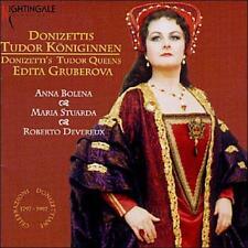 Donizetti's Tudor Queens, New Music