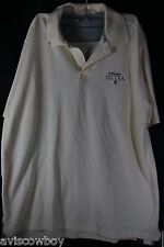 Ashworth Ivory Michelob Ultra Beer Bartender Golf Rugby Polo Shirt Men's L