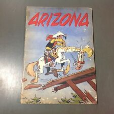 Lucky Luke, Arizona, 1re edition, 1951