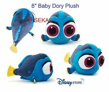 Disney Store Exclusive Baby Dory Plush - Finding Dory - 8 inch Mini Bean Bag NEW