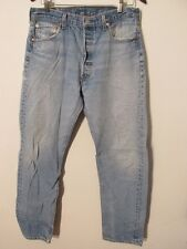 F2742 Levi's 501 USA Made Killer Fade Jeans Men's 33x32