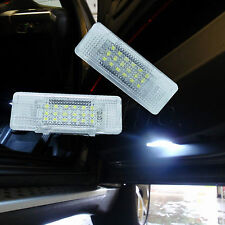 2 x BMW E53 E39 Interior Courtesy Floor Light Bulb LED 5 series inside footwell