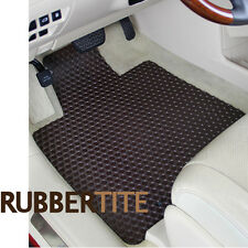 Lloyd Mats RUBBERTITE all-weather 3PC FRONT & REAR FLOOR MAT SET *C7 CONVERTIBLE
