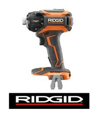RIDGID 18v 18 VOLT GENX5 BRUSHLESS 3 SPEED STEALTH FORCE IMPACT DRIVER R86036