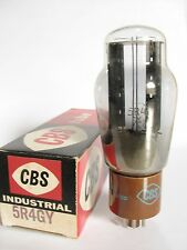 One 1950s CBS 5R4GY tube - Hickok TV7D tests @ 52/48, min:40/40
