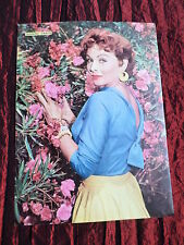JEANNE CRAIN - FILM STAR - 1 PAGE  PICTURE- CLIPPING/CUTTING