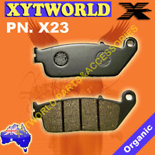 FRONT Brake Pads for HONDA NV 400 DCY/DC1/DC2 NC40 Shadow Slasher 2000 2001 2002