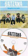 Haitzama - Eguzkiaren Zain CD 2008
