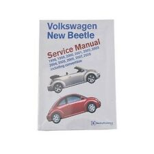 NEW Volkswagen Beetle 98-2010 Bentley Repair Manual VW8000408