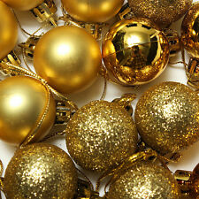 24X Christmas Tree Decor Ball Bauble Hanging Xmas Party Ornament Decor Home New