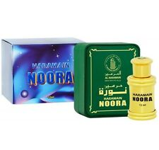 Noora Saffron Vanilla Dark Chocolate Accord Aceite De Perfume/Itar por Al Haramain 12ml