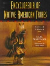 Encyclopedia of  Native American Tribes (Facts on File Lib of American-ExLibrary