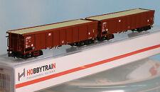 Hobbytrain 23411, Spur N, DB AG 2er Set Tamns 893,  Hobbytrain H23411, Epoche 5