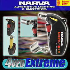 NARVA FLAMELESS HEAT GUN IDEALFOR DUAL BATTERY SYSTEM HEAT SHRINK CABLE 56392BL