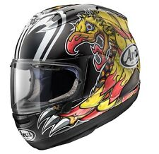 NEW IN BOX ARAI PB SNC2 RX 7X NAKASUGA 57-58cm M Medium HELMET MADE IN JAPAN