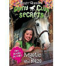 Mystic and the midnight ride -  Blaze and the ..by Stacy Gregg (Paperback, 2009)