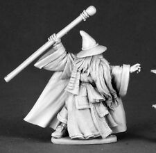 Arch Mage Reaper Miniatures Dark Heaven Legends Wizard Spell Caster Magic User