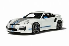 Porsche 911 991 Turbo S TECHART - weiss - 1:18 GT Spirit 049