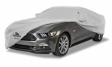 2007-2015 Bentley Continental GTC Custom Fit Grey Superweave Outdoor Car Cover