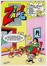ZIPI ZAPE  nº 610 (de 673 de la colección completa) Bruguera. 1972