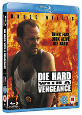 DIE HARD 3 - DIE HARD WITH A VENGEANCE - BLU-RAY - REGION B UK