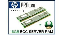 16GB (2x8GB) FB-DIMM ECC Memory Ram Upgrade for HP Proliant DL360 G5 Server