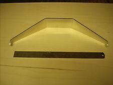 Super 60 aluminium sheet undercarriage