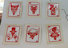 ICP TWIZTID PSYCHOPATHIC CELL PHONE STICKER GATHERING TWIZTID VIOLENT J LOT