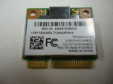 Realtek RTL8188CE Lenovo IdeaCentre B540 802.11bgn Wireless Mini PCI-E Card