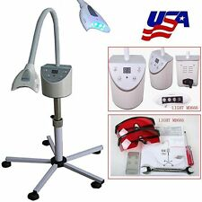 Dental LED Light Lamp Accelerator Mobile Oral Teeth Bleaching Whitening Machine