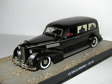 007 LA SALLE HEARSE DR NO 1/43 JAMES BOND