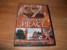 Forbidden Peace The Story Behind The Headlines Jews For Jesus (DVD 2004) NEW