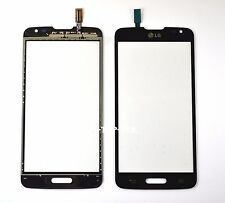 Black Touch Screen Digitizer Glass lens Replacement for LG Optimus L90 D405 D415
