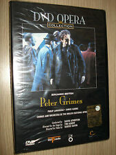 DVD OPERA COLLECTION PETER GRIMES ENGLISH NATIONAL OPERA LANGRIDGE BRITTEN