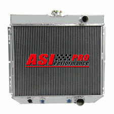 PRO 3 ROW/CORE Aluminum Radiator For Ford Galaxie 1964-1968 High Performance