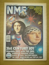NME 1993 OCT 30 ORB M PEOPLE SHED 7 MUDHONEY VELVETS